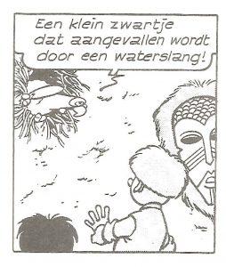 Racisme In Strips Jommeke Blog Op Dewereldmorgen Be